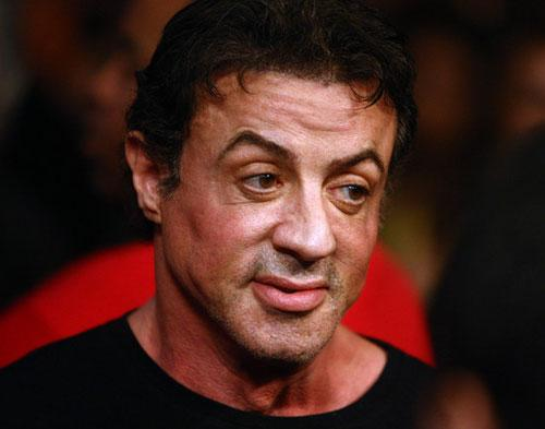 The Tomb Ajak Main Sylvester Stallone