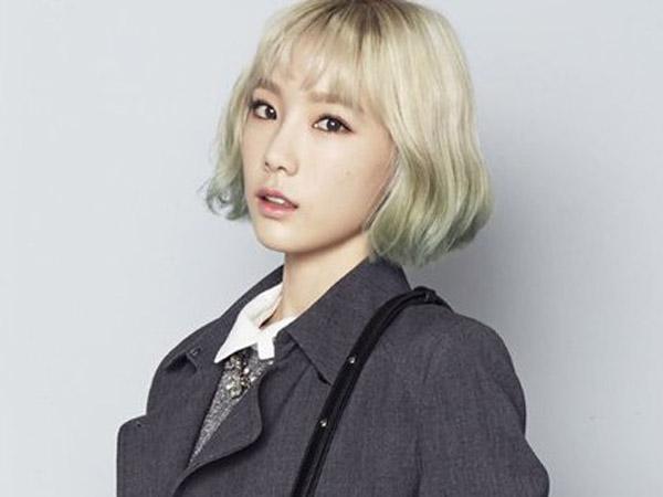 Taeyeon SNSD Kembali Geram Di Instagram Karena Akunnya Di-Hack