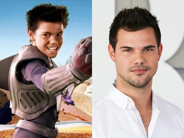 Taylor Lautner Tak Perankan Shark Boy Lagi, Fans Kecewa