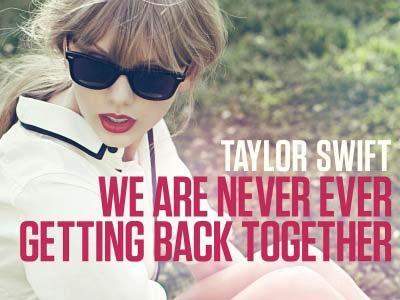 Taylor Swift Sukses Cetak Rekor Baru Lewat Never