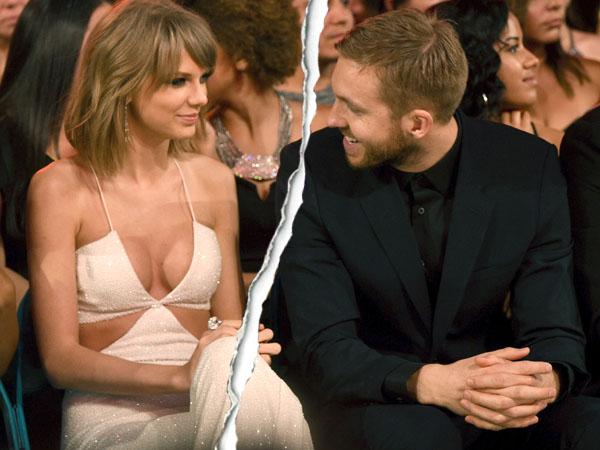 Patah Hati, Taylor Swift Ingin Calvin Harris Mengubah Keputusannya?