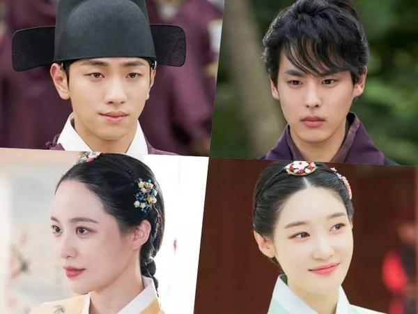 Transformasi Nam Yoon Su hingga Chaeyeon DIA Jadi Anggota Kerajaan