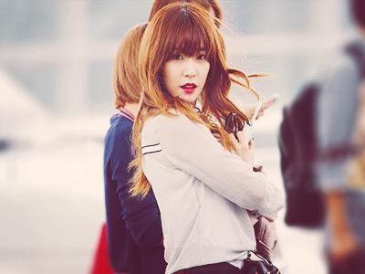 Rias Bibir Merah ala Tiffany 'SNSD'