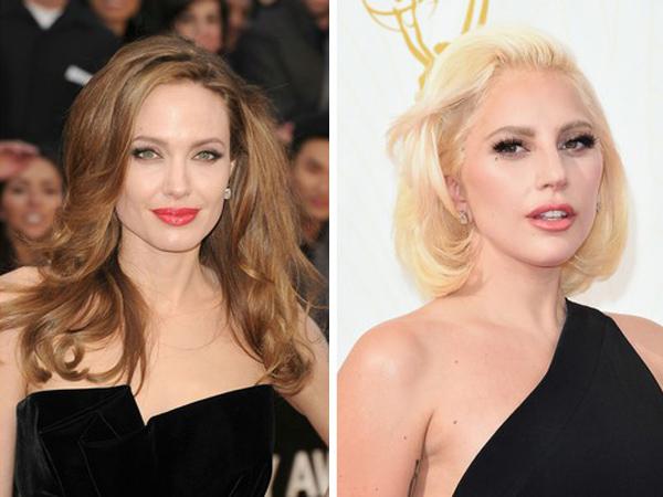 7 Perbandingan Wajah Selebriti Hollywood Sebelum dan Sesudah Makeup