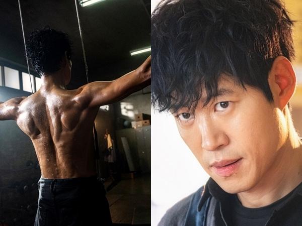Yoo Joon Sang Tampil Bak Ahjussi Rasa Oppa Dalam Foto Teaser 'Amazing Rumor'