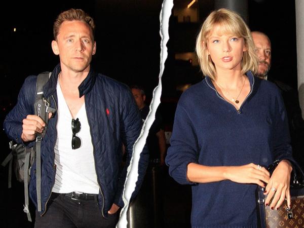 Tom Hiddleston Malu Hubungan Asmaranya dengan Taylor Swift Berjalan Singkat?