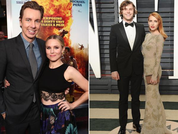 9 Pasangan Aktor-Aktris Hollywood yang Kerja Bareng