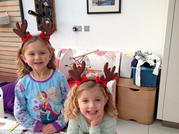 Mendapati Pil Misterius Dalam Kotak Hadiah Natal Putrinya, Seorang Ayah Panik?