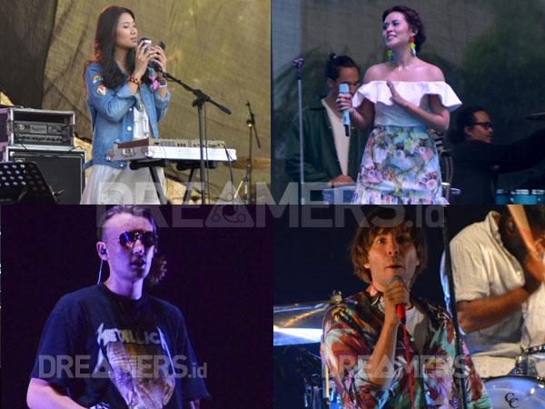 Yuk Simak Lagi Hal menarik di Gelaran Festival Musik 'We The Fest'