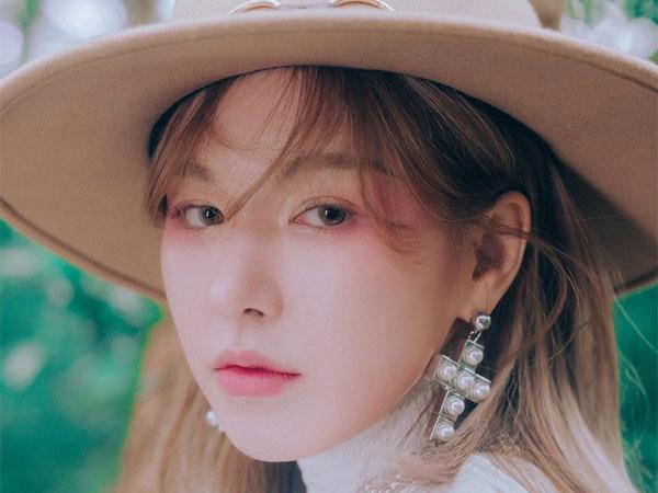 Wendy Red Velvet Tetapkan Rekor Baru di Chart iTunes Top Albums dengan 'Like Water'