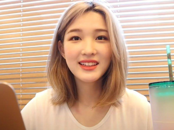 Yulhee Tulis Surat Untuk Orang-Orang yang Kunjungi Rumahnya di Tengah Pandemi