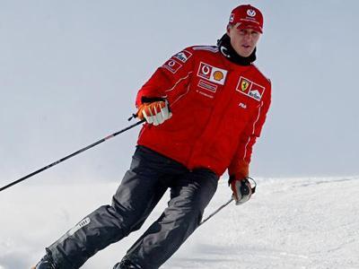 Masih Kritis, Keluarga Dampingi Michael Schumacher di RS