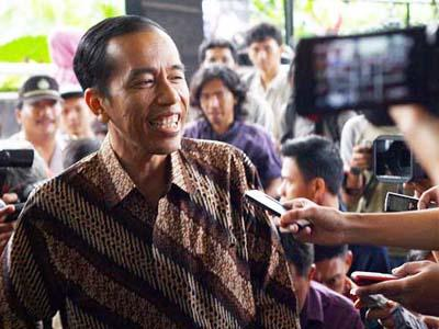 Selamat! Jokowi Raih Peringkat Tiga Walikota Terbaik Dunia