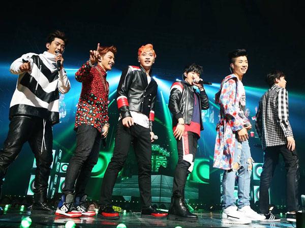 Jelang Konser di Jakarta, 2PM Sapa Fans Lewat Video Greeting
