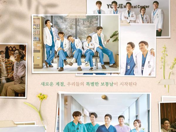 Drama Hospital Playlist Season 2 Rilis Poster Nostalgia Bikin Fans Nggak Sabar