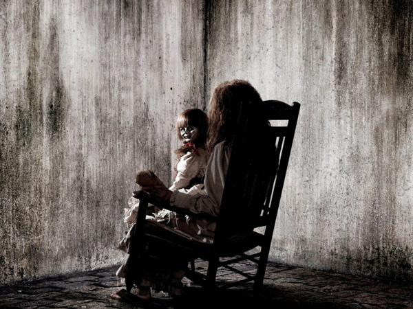 Hiii.. Seramnya Lanjutan Trailer Annabelle 'The Conjuring'!