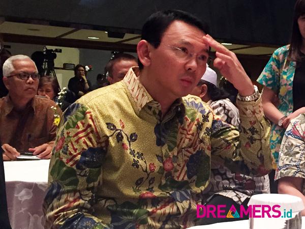 Gubernur Ahok Siapkan Hukuman Kerja Sosial untuk Pembuang Sampah Sembarangan