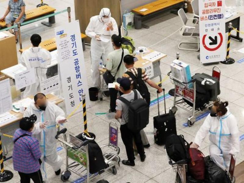 Korea Selatan Umumkan Temuan Kasus Varian Virus Corona Baru dari Inggris