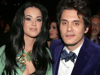 Comeback, John Mayer Dedikasikan Lagunya untuk Katy Perry!