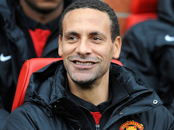 Rio Ferdinand Prihatin Standar Pemain Manchester United Menurun