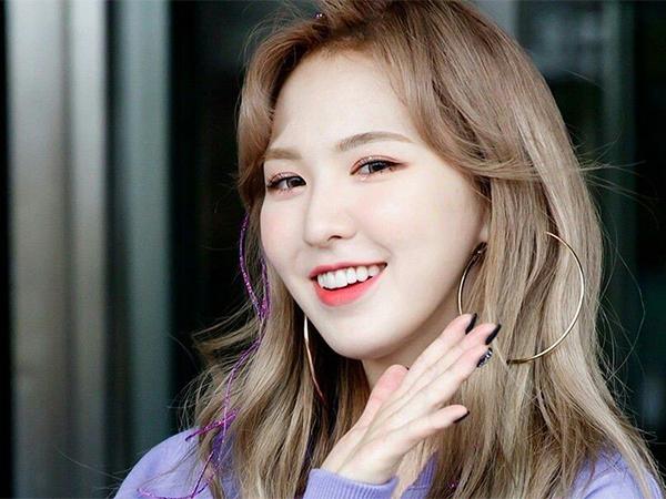 Wendy Red Velvet Alami Cedera di SBS Gayo Daejun 2019