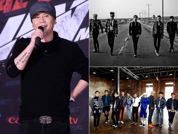 Ini Perbedaan Big Bang dan EXO Menurut Yang Hyun Suk