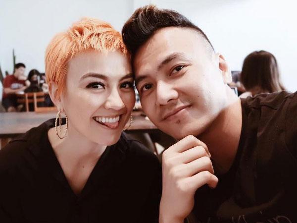 Ucapan Manis Wijaya Saputra untuk Agnes Monica Bikin 'Baper' Netizen