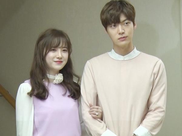 Tampak Berjalan Mesra, Goo Hye Sun dan Ahn Jae Hyun Habiskan Waktu Bersama di Jepang