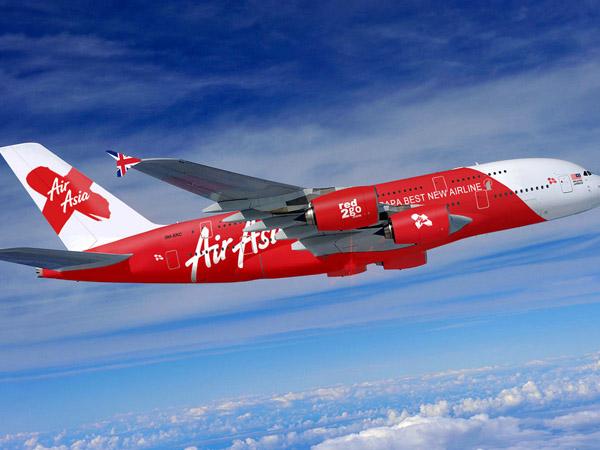 Penerbangan Pesawat AirAsia dari Surabaya ke Singapura Dilaporkan Hilang