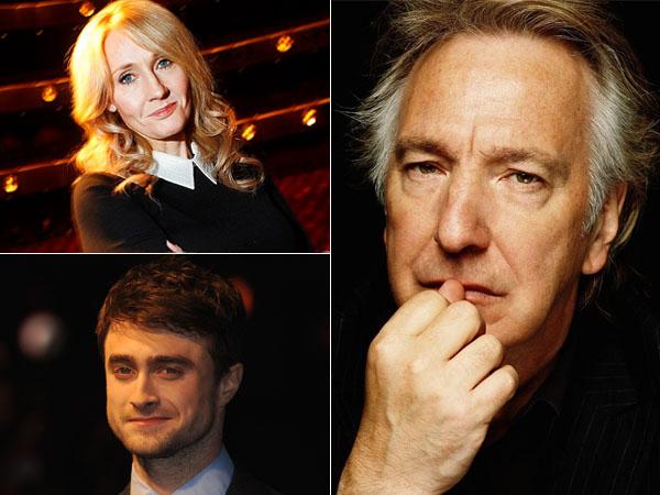 JK Rowling dan Sejumlah Pemeran 'Harry Potter' Beri Ucapan Duka Cita untuk Alan Rickman