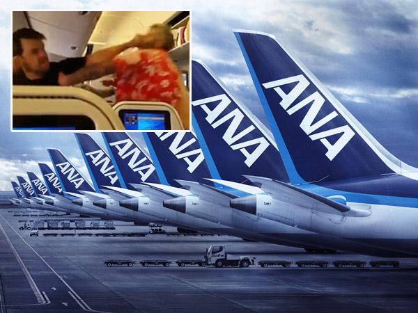 Heboh Video Penumpang Adu Tinju dalam Pesawat yang Jadi Viral