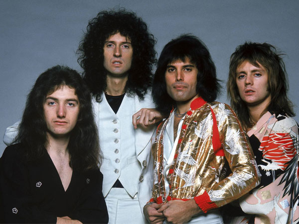 Queen Akan Terima Penghargaan 'Lifetime Achievement Awards' di Grammy Awards 2018!