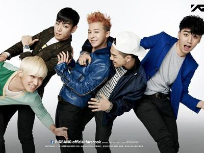 Wow, Big Bang Jadi Boy Group K-Pop Pertama yang Pecahkan Rekor Viewers YouTube!