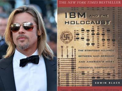 Brad Pitt Bakal Bintangi Film IBM And The Holocaust