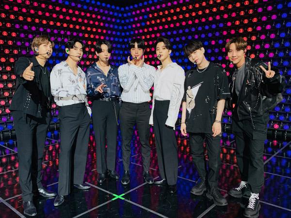 Konser Online BTS Tarik Lebih dari 750 Ribu Fans, Setara Konser di 15 Stadium