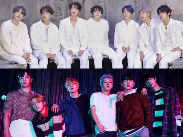 Album BTS dan MONSTA X Masuk Daftar Album Terbaik 2020 Pilihan Staf Billboard