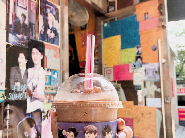Jajan Bubble Tea di Cofioca, Kafe Favorit Sehun EXO Yuk