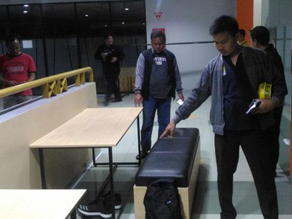 Tewasnya Mahasiswa Binus Nekat Lompat Dari Lantai 8 Kampus