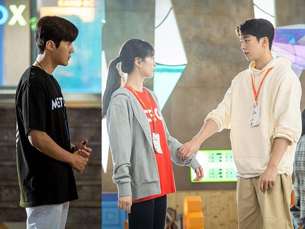 Bocoran Cinta Segitiga Nam Joo Hyuk, Suzy, dan Kim Seon Ho di Drama 'Start-up'