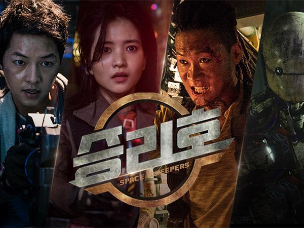 Film Korea Space Sweepers Habiskan Biaya Produksi Fantastis