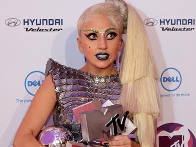 Rilis Artwork Album Baru, Lady Gaga Berpose Tanpa Busana!