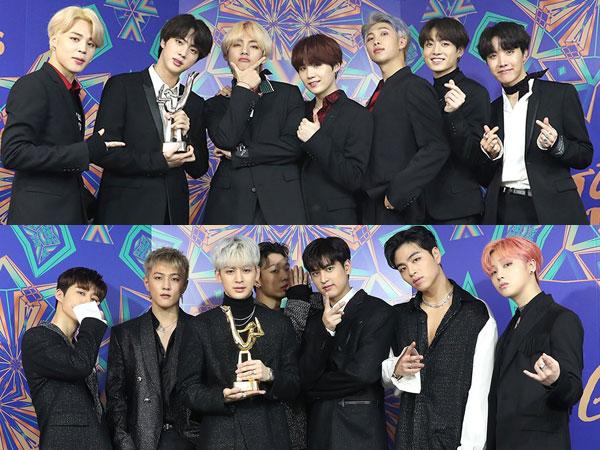 Pihak GDA Ungkap Bagaimana BTS dan iKON Bisa Menangkan Penghargaan Daesang
