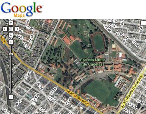 Inilah Tempat Terlarang di Google Maps