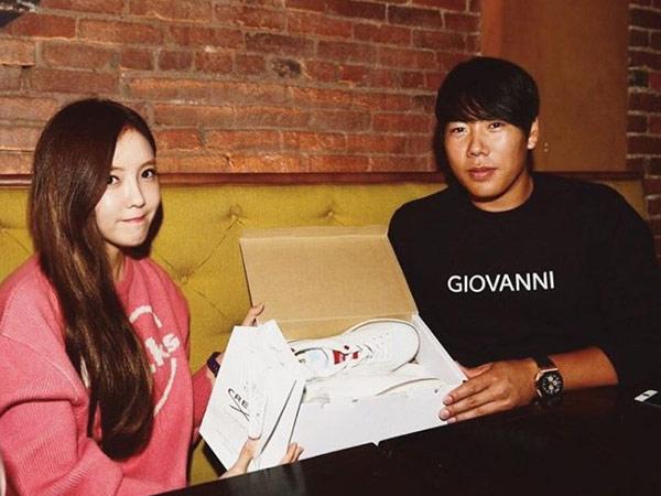 Ini Kata Pihak Agensi Soal Rumor Pacaran Hyomin T-ARA dan Kang Jun Ho