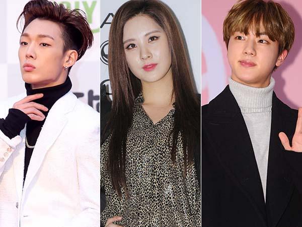 Rindu dan Penuh Dukungan, Simak 6 Momen Tangis Haru Para Idola K-pop Kepada Sang Ibu