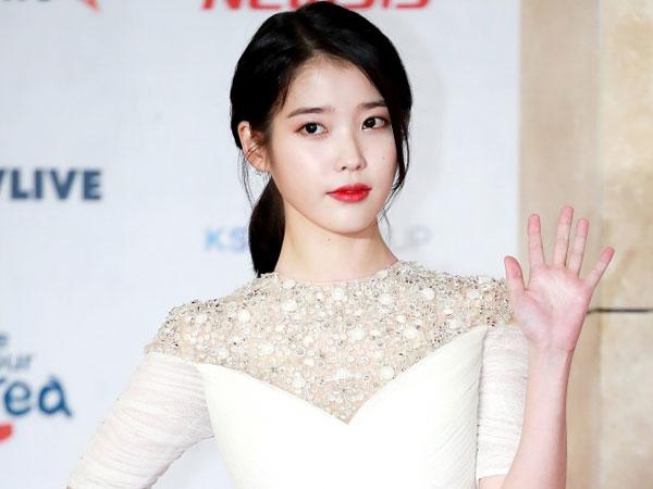 IU Dapat Tawaran Main Drama Baru Penulis Hong Sisters dan Sutradara 'While You Were Sleeping'