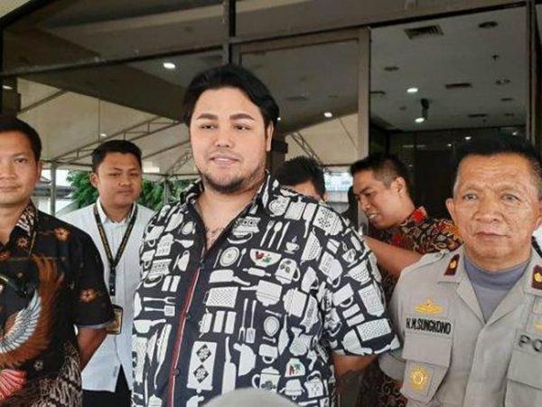 Ivan Gunawan Diperiksa Polisi Terkait Kasus Salon Kecantikan Ilegal