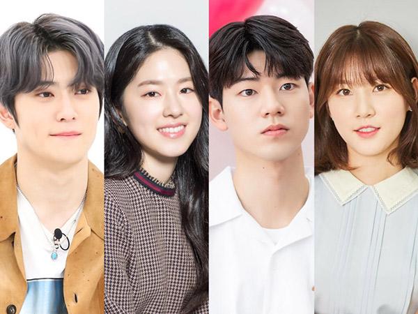 Jaehyun NCT Hingga Kim Sae Ron Dikonfirmasi Bintangi Drama Dear.M