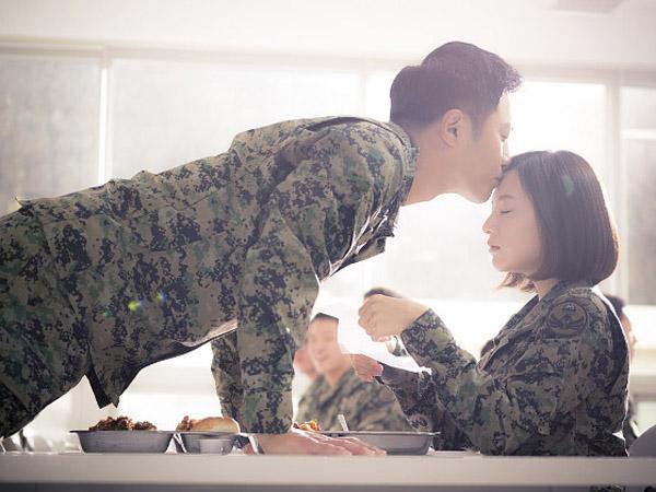 Kejadian Seru Apa Dibalik Adegan Ciuman Jin Goo dan Kim Ji Won di 'Descendants of The Sun'?