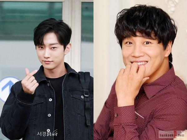 Jinyoung B1A4 dan Cha Tae Hyun Bintangi Drama Berlatar Akademi Polisi